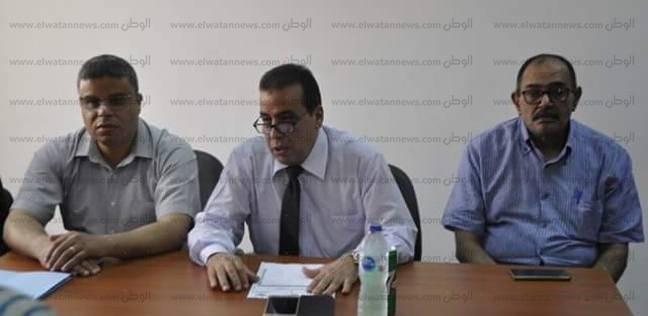 افتتاح برنامج اختصاصات الإدارة العامة لشؤون خدمة المجتمع بجامعة القناة