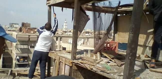 """""""زهور بورسعيد"""" يفحص شكاوى المواطنين بالتنسيق مع """"شئون البيئة"""""""