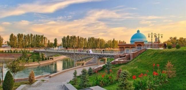 """تعرف على العاصمة الأوزبكية """"طقشند"""" التي يزورها السيسي"""