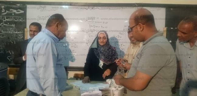 إغلاق اللجان في أسوان بعد انتهاء التصويت في اليوم الثاني للانتخابات
