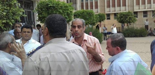 استدعاء الشرطة للجنة اعتذارات ثانوية الغربية بسبب سوء المعاملة