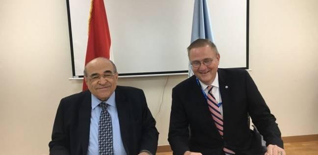 شراكة بين مكتبة الإسكندرية والأمم المتحدة حول التنمية المستدامة