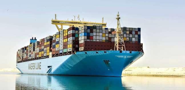 ميناء غرب بورسعيد يستقبل 3200 طن صودا كاوية