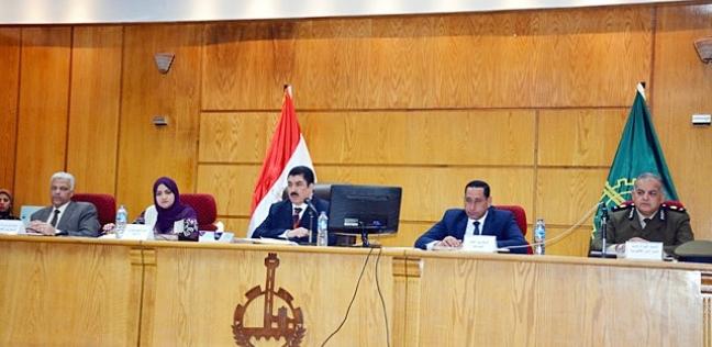 محافظ القليوبية يوجه رؤساء المدن والمجالس بمتابعة «الشكاوى»