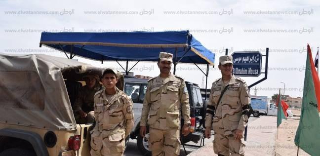 """""""أمن جنوب سيناء"""": لم نتلق أي بلاغات ومدير الأمن يتفقد اللجان"""
