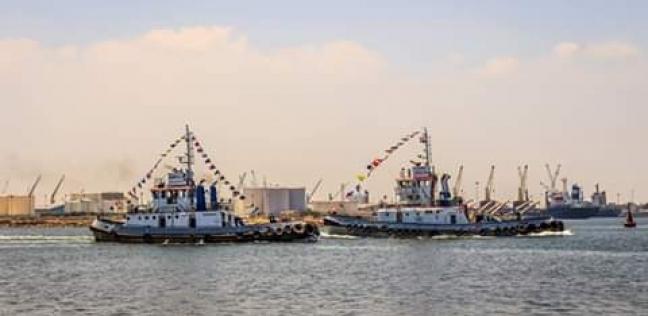 141 ألف طن قمح رصيد صومعة الحبوب والغلال بميناء دمياط