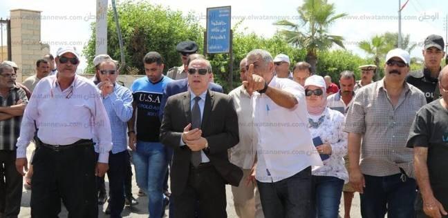 محافظ كفر الشيخ: لن تباع قطعة أرض ويمكن الاستثمار عن طريق حق الانتفاع