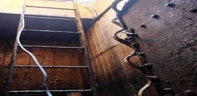 بالفيديو| بريطاني يكتشف ملجأ حربيا تحت منزله أثناء إصلاح المجاري