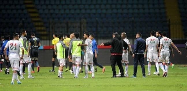 """""""الزمالك وحرس الحدود"""" في دور الـ16 لكأس مصر على التليفزيون المصري"""