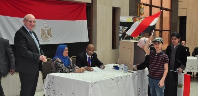 سفير مصر بألمانيا: لدينا 3 مراكز اقتراع للاستفتاء على الدستور