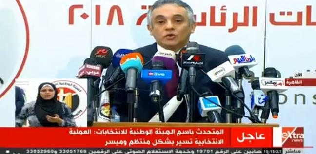 """""""الوطنية للانتخابات"""": كثافة التصويت بشمال سيناء تعلن أنه """"يوم الكرامة"""""""