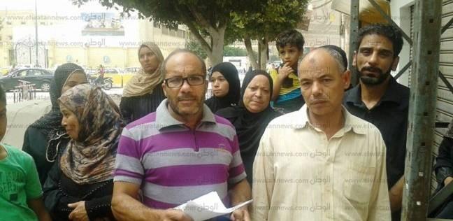 """تظاهر مستحقي شقق الإسكان الاجتماعي في """"منوف"""" أمام ديوان المحافظة"""