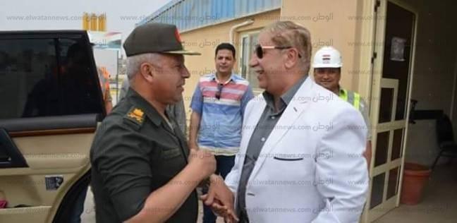 التليفزيون يحتفل بذكرى ثورة 30 يونيو داخل أنفاق قناة السويس