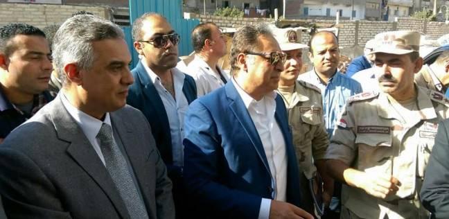 """""""الصحة"""": افتتاح المبنى الجديد بمستشفى شرق المدينة في الإسكندرية أبريل"""