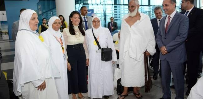"""اليوم.. """"مصر للطيران"""" تسيير 24 رحلة لنقل حجاج للأراضي المقدسة"""