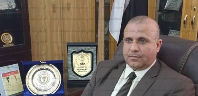 تجديد الثقة في علي عبد الرؤوف وكيلا لوزارة التربية والتعليم بالدقهلية