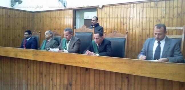 تأجيل محاكمة المتهم بقتل عجوز بسبب فسخ خطبة حفيدتها في دمياط لـ3 مارس