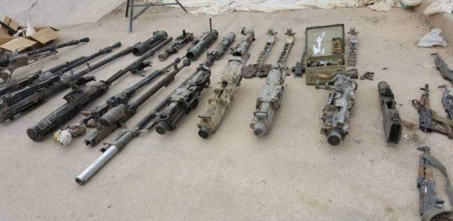 المكسيك تسعى للحد من تهريب الأسلحة إليها عبر الأراضي الأمريكية