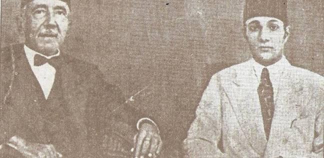 أحمد شوقي وعبدالوهاب