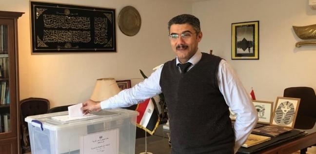 سفير مصر بماليزيا: انتهاء التصويت على الاستفتاء والإقبال فاق التوقعات