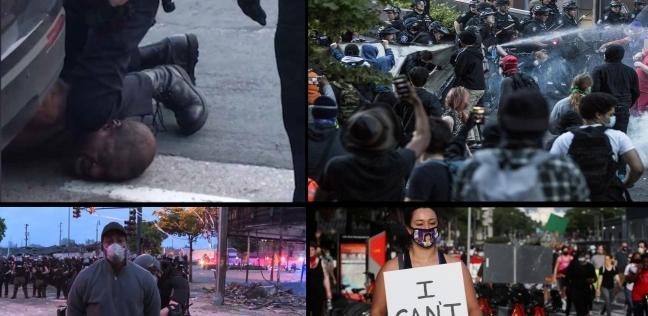 محلل سياسي عن احتجاجات مينابوليس: الأفارقة مستهدفون وهذه الواقعة الـ11