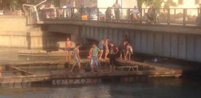 القليوبية: بورتو العمار والقناطر والرياح التوفيقى وترعة الإسماعيلية.. حمامات سباحة الفقراء