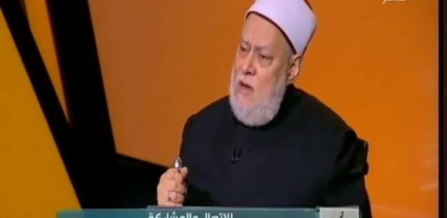 """علي جمعة: """"أول مصروف شهري ليا 3 جنيه"""".. وحفظت القرآن في سن الـ15"""