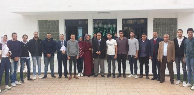 انعقاد الاجتماع الأول لمجلس اتحاد طلاب جامعة الإسكندرية
