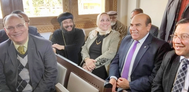 افتتاح أول معهد دراسات قبطية في جامعة الإسكندرية