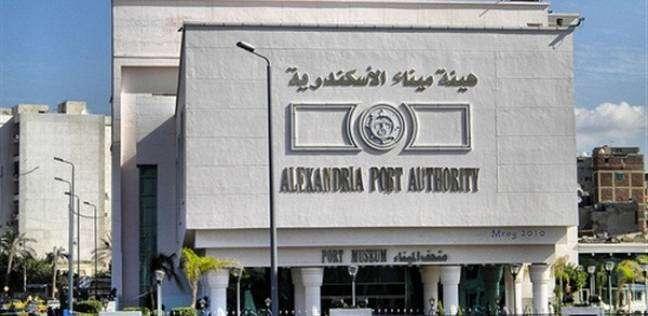 فتح بوغاز مينائي الإسكندرية والدخيلة لـ40 سفينة على المخطاف الخارجي