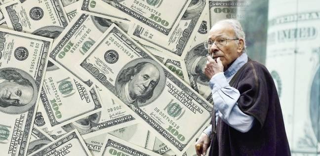 تراجع مفاجئ للدولار.. العملة الأمريكية تسجل 18.2 جنيه و19.5 أعلى سعر للبيع