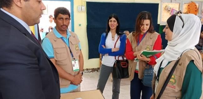 """وفد """"البرلمان العربي"""" لمتابعة الانتخابات: لم نرصد أي حالة خروقات"""