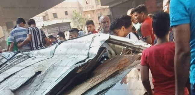 """التحريات عن سقوط """"ميكروباص كوبري صفط اللبن"""": السائق اصطدم بالسور"""