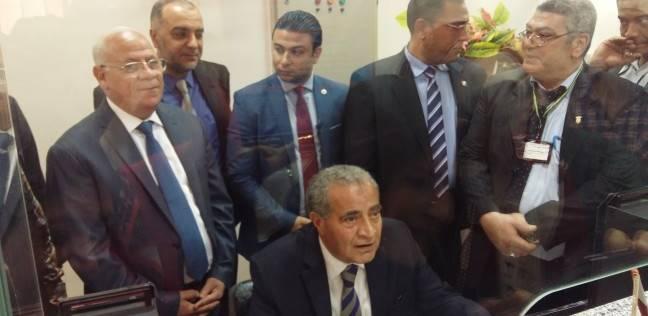 وزير التموين يترأس أول اجتماع لمجلس إدارة جهاز حماية المستهلك