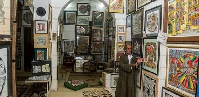 صاحب متحف «الشرق»: «هبيعه لأن محدش بيقدّر الفن»
