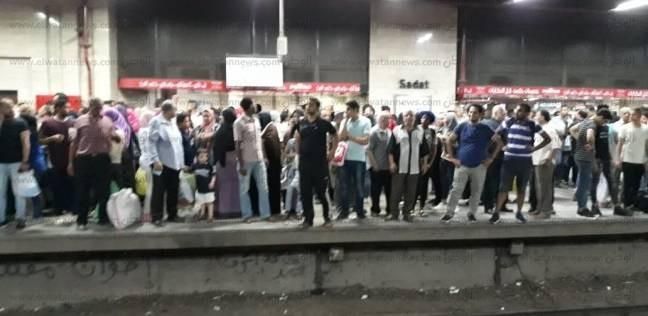 عاجل| انتحار شاب في محطة مترو أحمد عرابي