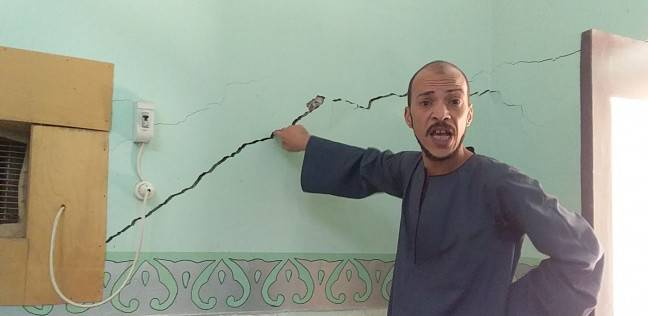 """تضرر 4 منازل بسبب كسر """"ماسورة"""".. و""""مياه سوهاج"""": الشركة ليست مسؤولة"""