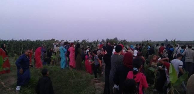 """""""الإنقاذ النهري"""" ينتشل جثة شاب من النيل أمام قرية """"بطرة"""" في الدقهلية"""