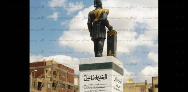 تمثال الخديو إسماعيل
