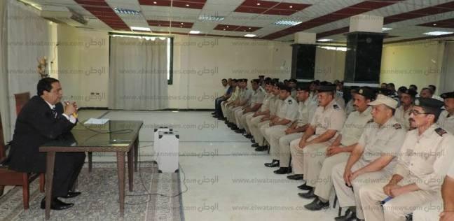 خلال دورة تدريبية.. مدير أمن كفر الشيخ يطالب باحترام حقوق المواطن