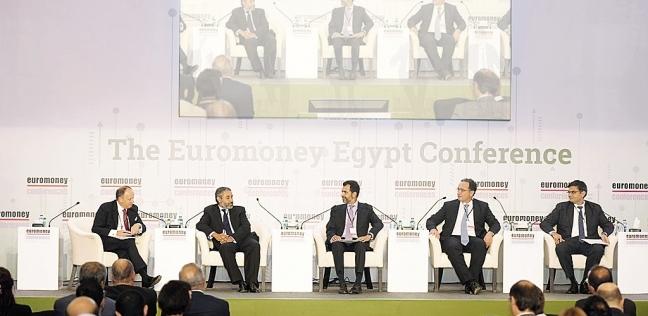 """""""يورومنى مصر 2019"""".. مجتمع الأعمال يناقش استراتيجية الدولة للتحول الرقمى وتأثيره على القطاع المالى.. غداً"""