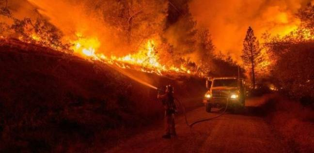 مليون دولار كفالة للإفراج عن المتهم بإشعال حرائق كاليفورنيا