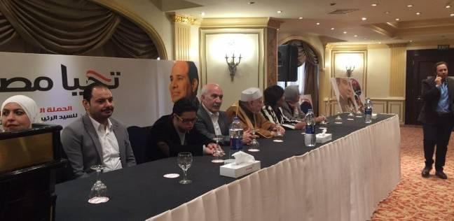 أحمد عمر هاشم: لم نر تأييدا وجماهيرية بهذا الشكل إلا للرئيس السيسي