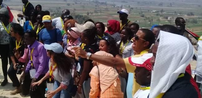 """""""سفينة النيل"""" تنقل 250 شابا من 24 دولة لاستكشاف آثار المنيا"""