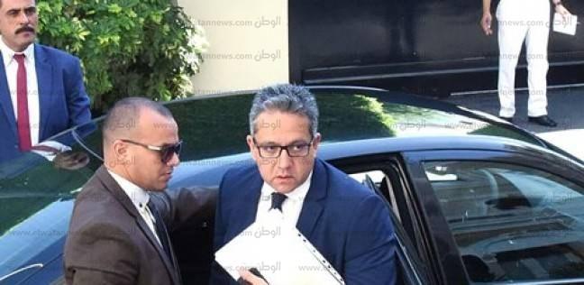 """وزير الآثار يتفقد مقبرة """"مٍحو"""" بالجيزة الأسبوع المقبل"""