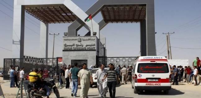 قوات الشرطة في غزة قدموا مساعدات لوجستية للإدارة الجديدة لمعبر رفح