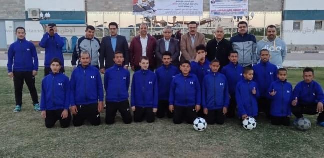 بالصور| شرم الشيخ تستضيف دوري مراكز الشباب الصم