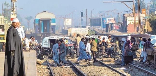 تعطل حركة القطارات على خط طنطا.. و«السكة الحديد»: مشكلة في الجرار