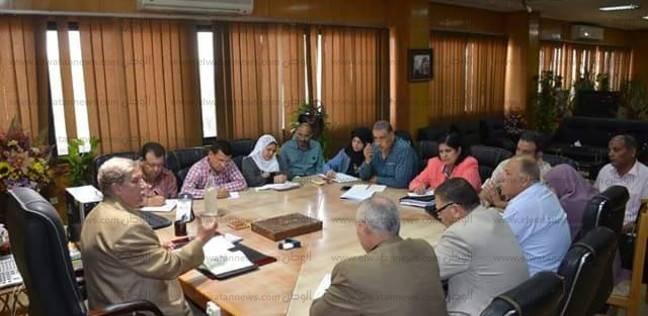 رئيس مدينة فايد يطالب محافظ الإسماعيلية برفع كفاءة طريق القناة