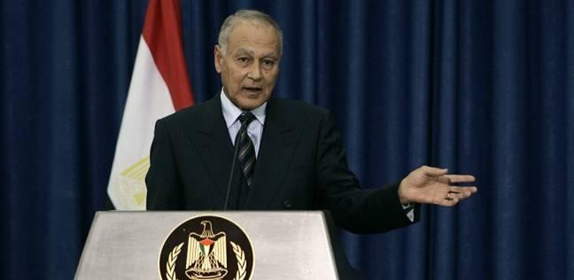 عاجل| أبو الغيط: هناك مشروع قرار للتصدي للتدخلات الإيرانية في المنطقة